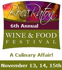 Boca Raton Wine and Food Festival A Culinary Affair 2015