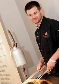 Chef Freddy Kunkel