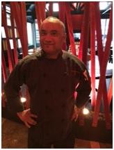 Chef Krishna Bhandari