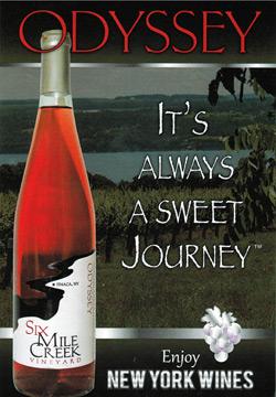 Odyssey Wine