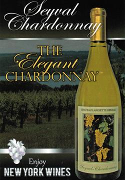 Seyval Chardonnay Wine
