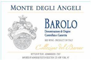 Monte Degli Angeli Barolo