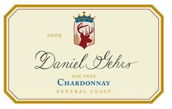 Daniel Gehrs Chardonnay